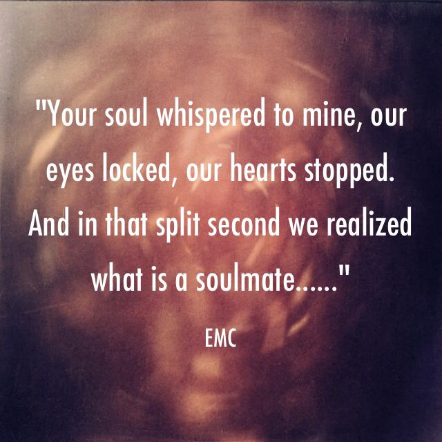 Soulmate EMC Quotes Pinterest Awesome Emc Quote