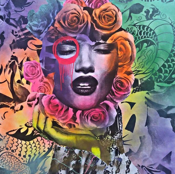 Dain NYC in 2019 Street art, Art, Pop art