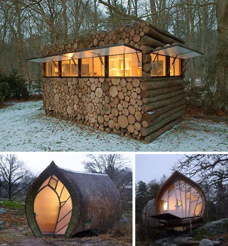 I've pinned this before...but this would look incredible on the exhibit floor...talk about sustainable living