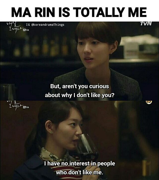I have no interest in people who don't like me !! ( Drama name - Tomorrow with you ) #shinminah #LeeJehoon #내일그대와 #kdrama #koreandramathings #kdramathings #koreandrama