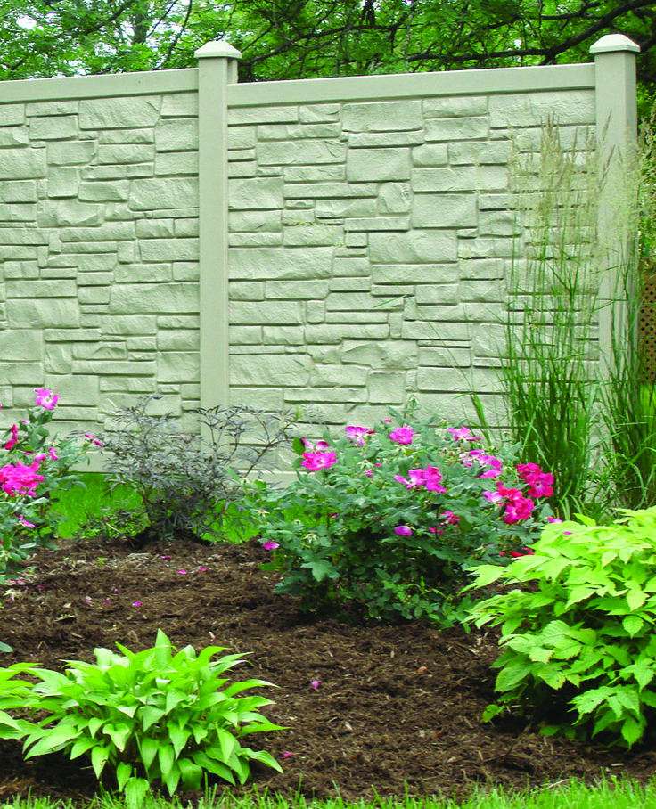 Eliminate the cost of repairing your existing fence. Instead, simply replace it with an EcoStone Fence. Made of durable resin stone, every post and panel is reinforced with galvanized steel to stand the test of time.