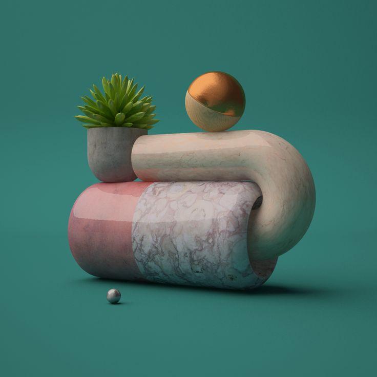 Great 3D Set Design Artworks – Fubiz Media