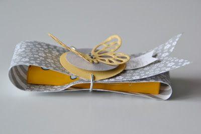 Kreativ mit Liebe!: Anleitung für das Yogurette Gästegoodie 'Für Dich'