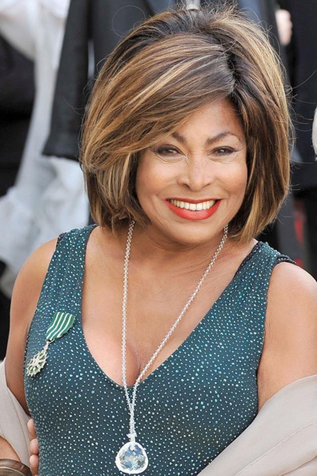 tina turner hairstyles : Tina Turner 73 MUSIC IN MY SOUL Pinterest Tina Turner, French ...