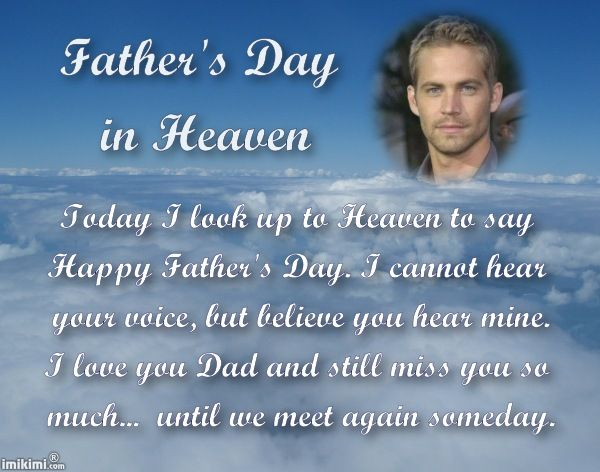 Quotes About Being A Mom To A Son Father's Day in Heaven...