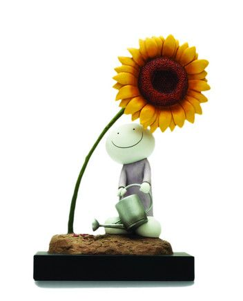 British Artist Doug Hyde fantastic sculptures, paintings and limited edition prints. I would buy them all, if I could afford it!