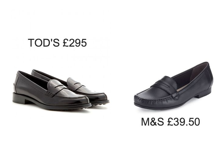 Leather loafers. Bargain at £39.50 from Clarks and you know they will be comfortable!