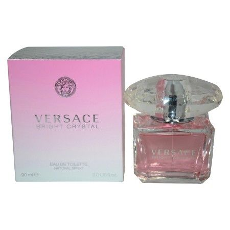 Women's Versace Bright Crystal by Versace Eau de Toilette Spray - 1.7 oz : Target