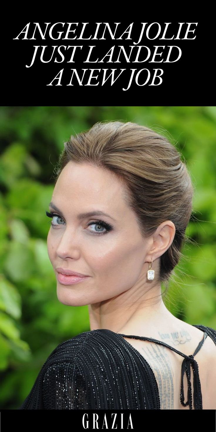 Angelina Jolie Is The New Face Of Guerlain's Latest Fragrance, Mon Guerlain, And Will Donate Her Entire Salary To Charity