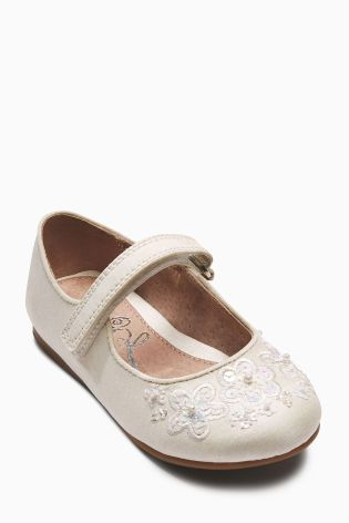 Buy Ivory Bridesmaid Shoes (Younger Girls) online today at Next: Israel