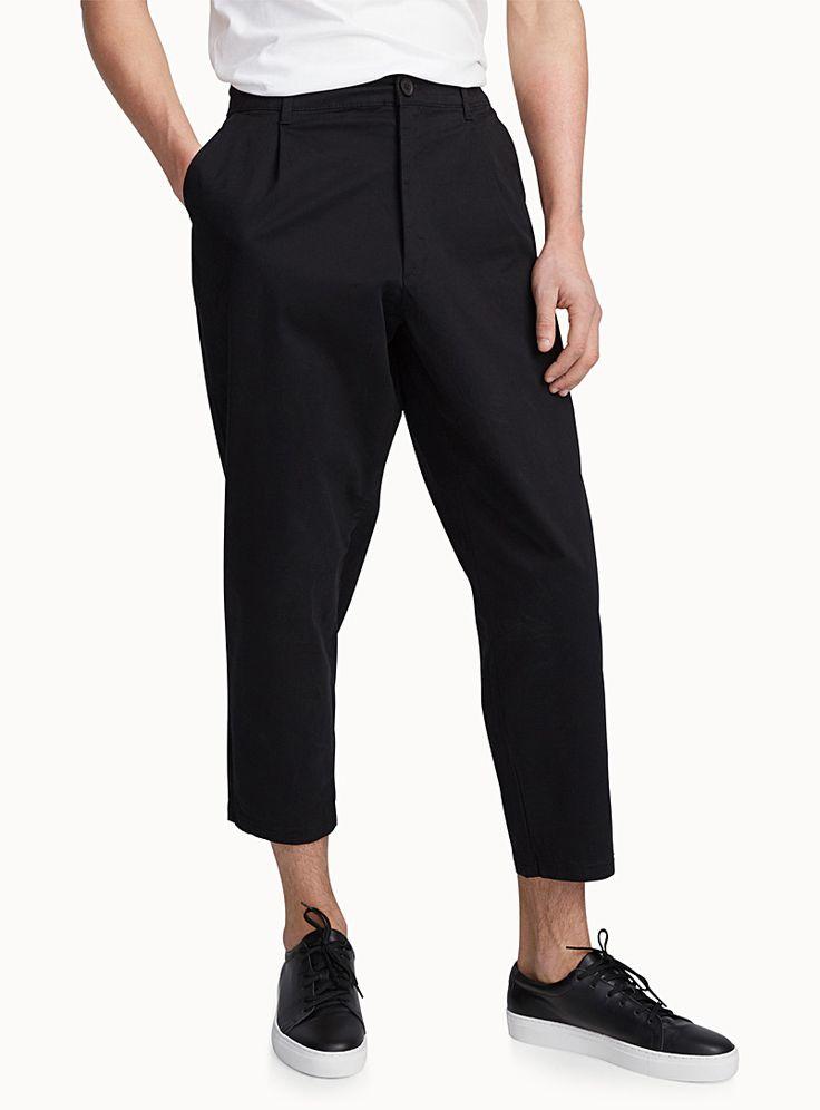 best 25 pantalon large homme ideas on pinterest tenue. Black Bedroom Furniture Sets. Home Design Ideas