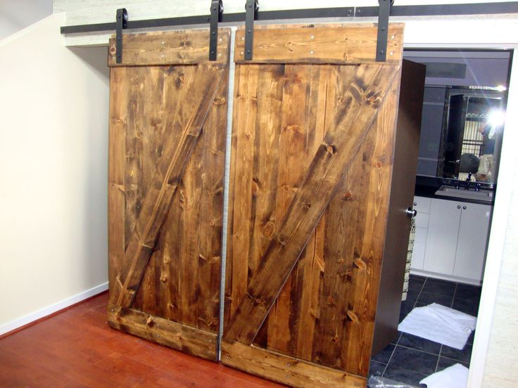 Custom Interior Barn Doors In Atlanta, GA