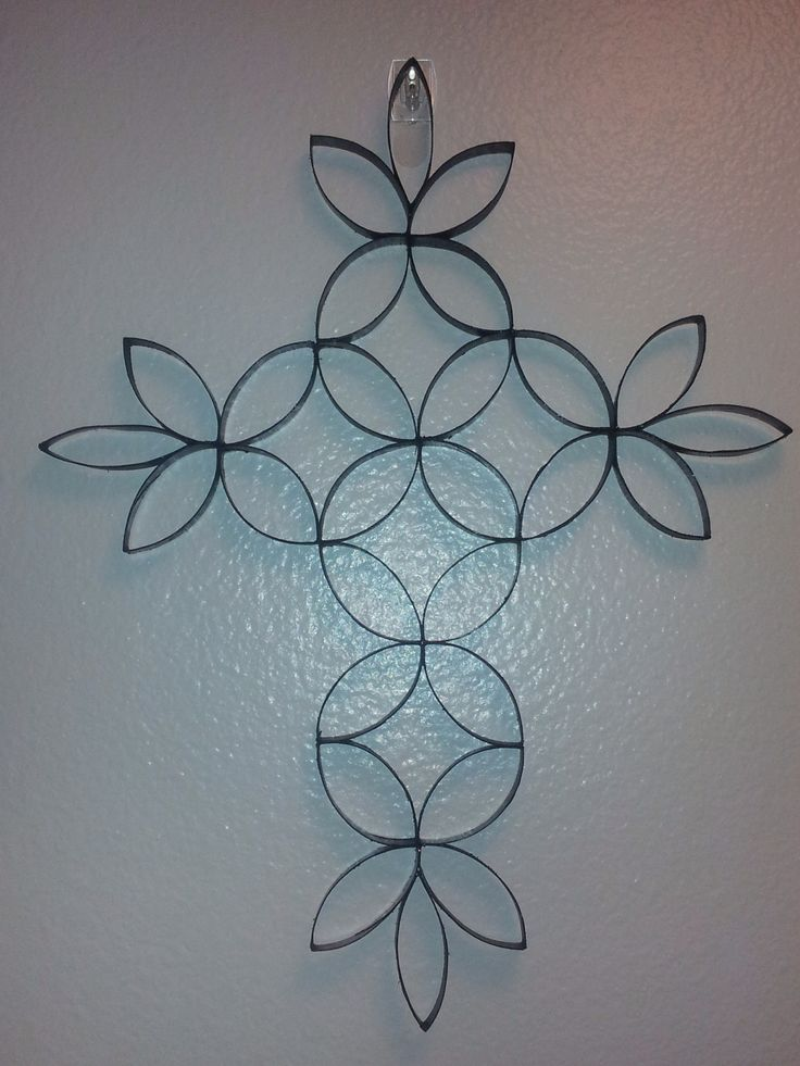 44 best images about toilet paper roll crafts on pinterest for Cardboard crosses for crafts