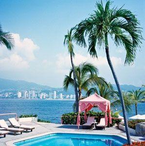 Viva Acapulco, Acapulco, Mexico, Las Brisas, pool
