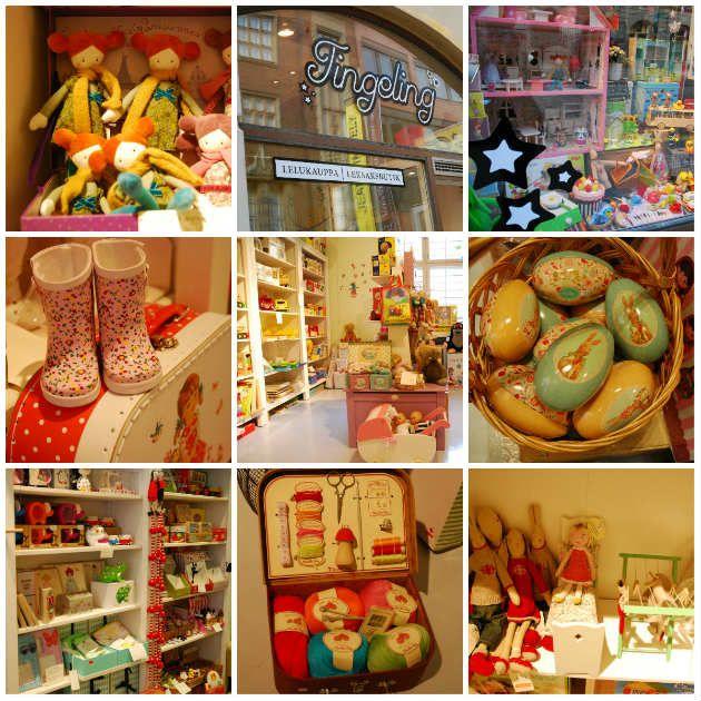 About a shop: Tingeling Helsinki - Kidd.O