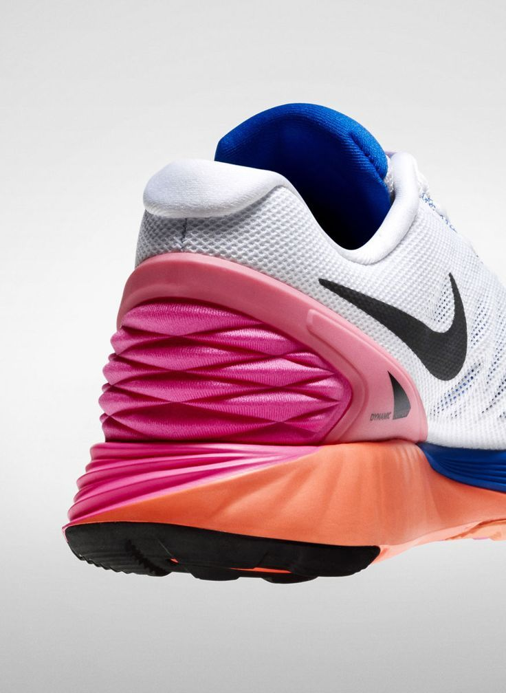 Nike Sneaker Shoe Outsole Design Back View Product Designs Of