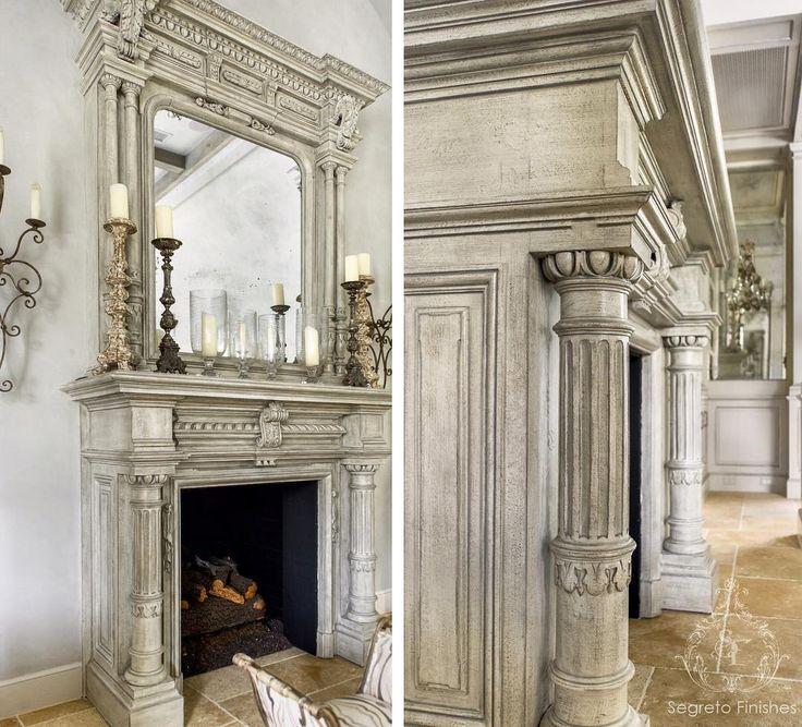 Fireplace Design fireplace finish ideas : 644 best Fireplace Ideas images on Pinterest