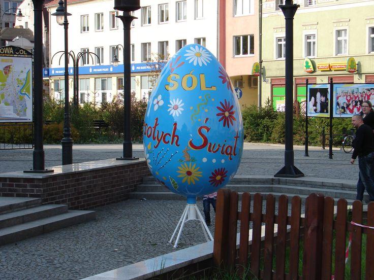 Easter decor for public spaces Terra I świąteczne dekoracje dla miast terra group