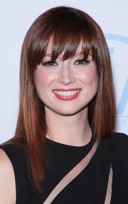 Ellie Kemper Dark Auburn Hair - Auburn Hair Color: Getting the Right Shade