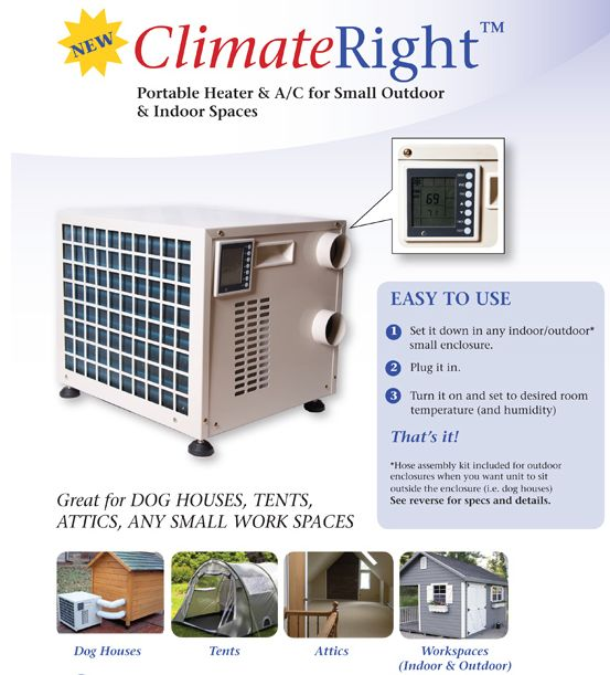 Portable Heater And Air Conditioner Heating Air Conditioning