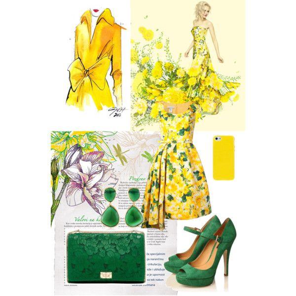 summer trend : floral fashion