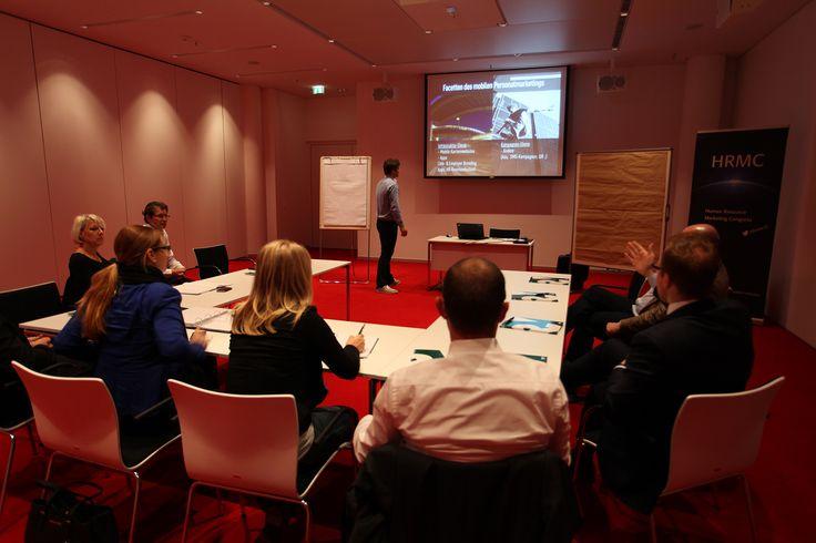 HRMC2014 - praxisnahe Workshops, Tipps & Tricks von Experten. http://www.wuv.de/seminare/programm.php?seminar_id=246