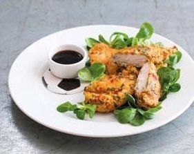 Pálivé thajské kuře (www.albert.cz/recepty)