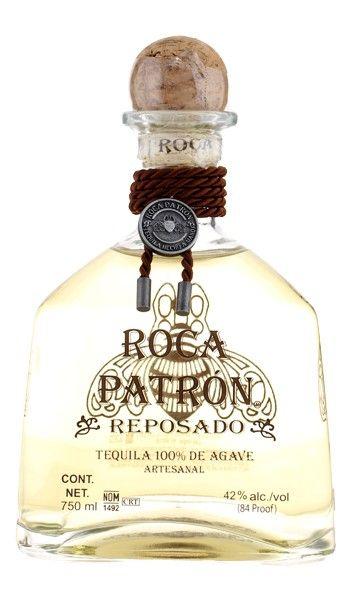 Roca Patron Reposado Tequila. Give the gift of smooth with Roca Patrón Reposado.  | spiritedgifts.com