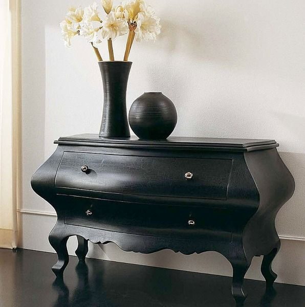 1000 ideas about commode baroque on pinterest meuble baroque meubles baro - Commode baroque noir ...
