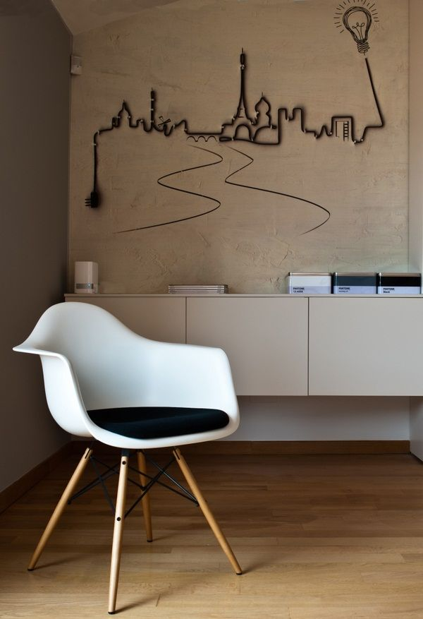 79 besten White Chair Chair Design Bilder auf Pinterest - burostuhl design arbeitsplatz nach geschmack gestalten