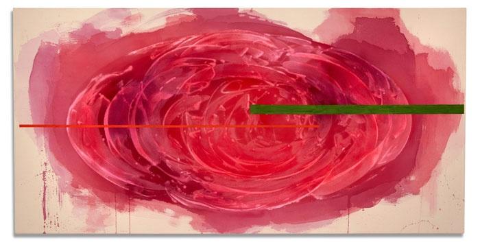 Gretchen Albrecht, Rosery, 2009