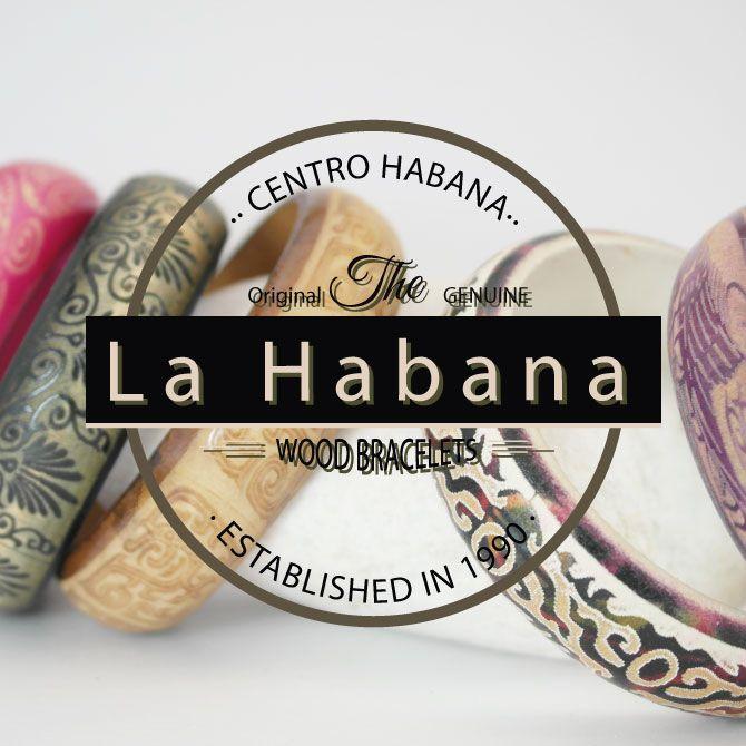 Diseño Imagen, Logotipo y Promo de La Habana Bracelets - Bloobird, por Mandarino e Cioccolato.  De venta en www.woomint.com