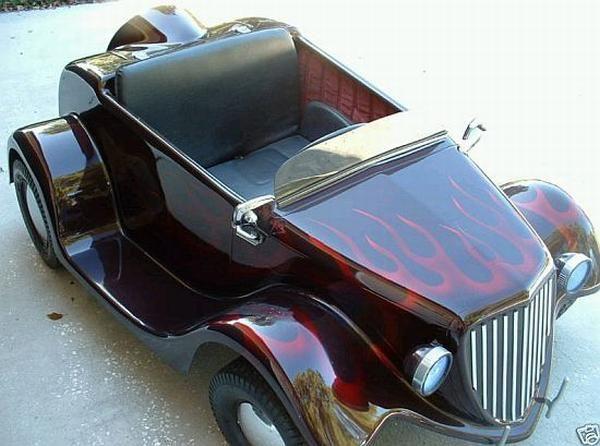 Custom Made Vintage Go-karts for Sale!