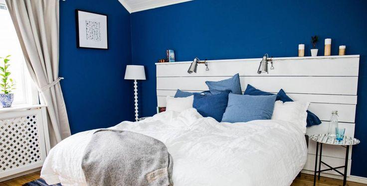 Fredrik Fixar - Bygg din egen sänggavel, både enkelt, snyggt och billigt!