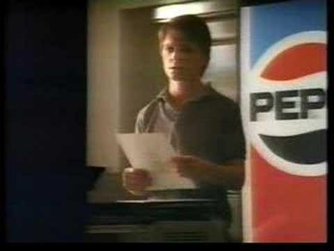 Pepsi Ad - 1985 - Michael J. Fox - 60 seconds