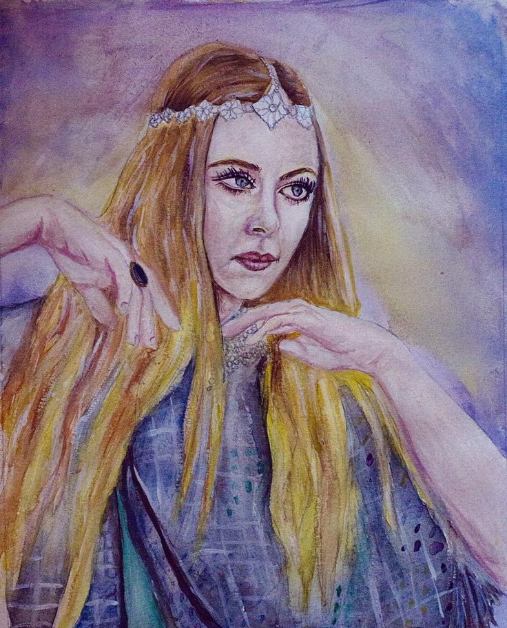 #watercolor #windsorandnewton #alluramaison #artist #art #fashionillustration #boho #bohemian