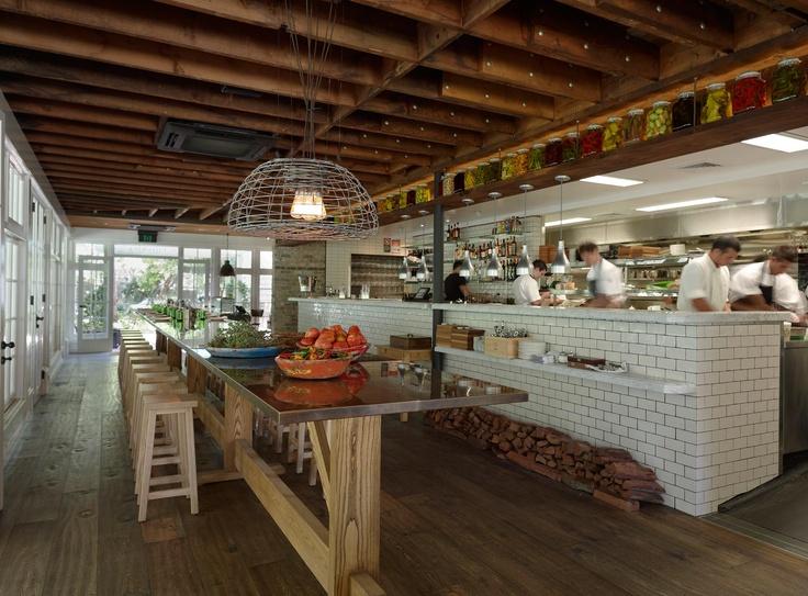 Interiors - Image Gallery - CHISWICK Restaurant