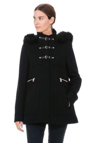 Best 25  Manteau femme duffle coat ideas only on Pinterest ...