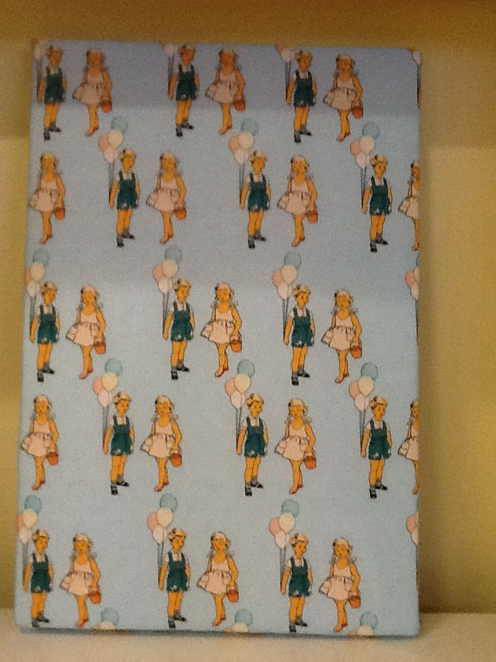Vintage Fabric Canvas for Fussypots Childrens Parties
