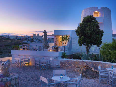 The Windmill Hotel, Egeo, 2012 - Vassilis Moraitis