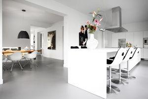 Urban Velvet   DRT Gietvloeren: mooi interieur met mooie gietvloer