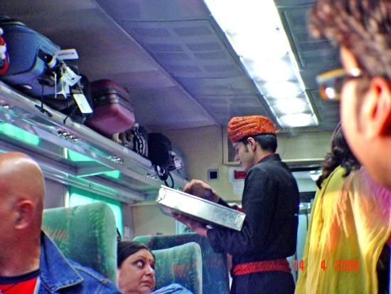 Photo of Shatabdi Express