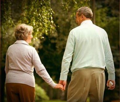 Los abuelos, importantes figuras parentales.