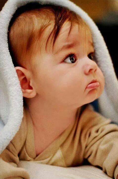 Pouty face. : ( | Cute Babies & Toddlers | Pinterest