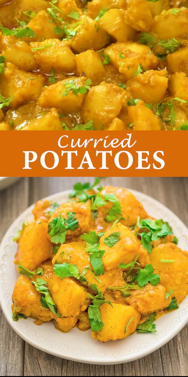 Mar 25, 2020 – This is a simple, tasty, and foolproof Potato Curry recipe. Made with coconut milk, this dish is filling,…