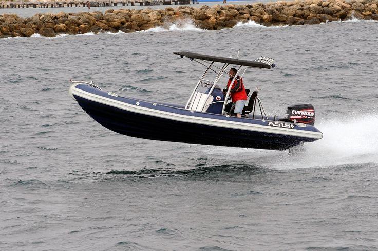 The ASIS Open RIB 7.2m jumping over waves at fast speed. #recreationalboat #Rib #Rigidinflatableboat #Opencruisingboat  #ribboat #Openrhib7.2 #rib #RHIB#asisboats #uae #Safetypeboat#australia #dubai #outboard #asisrib #fastribboat