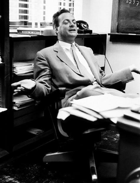 gell mann and feynman relationship goals