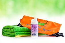 August special $84.99 Norwex Kids Towel (antibac)  Norwex Kids Backpack   Norwex Mediterranean Face and Neck Gel