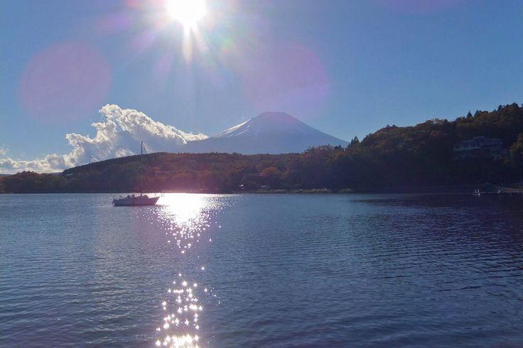 Monte Fuji visto desde Hakone