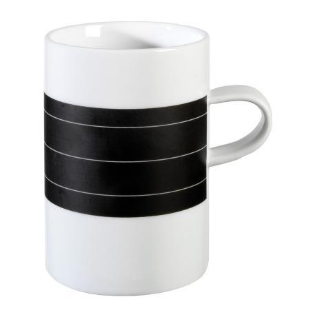 Mug Chalk Pen & Sponge – White & Black from Mugs to Love - R119 (Save 21%)